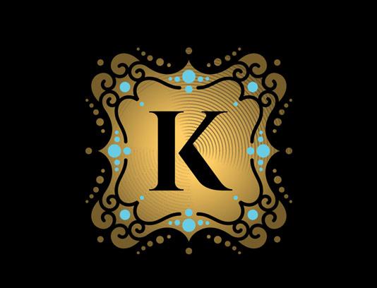 وکتور لوگوی مونوگرام لاکچری شماره ۲۱