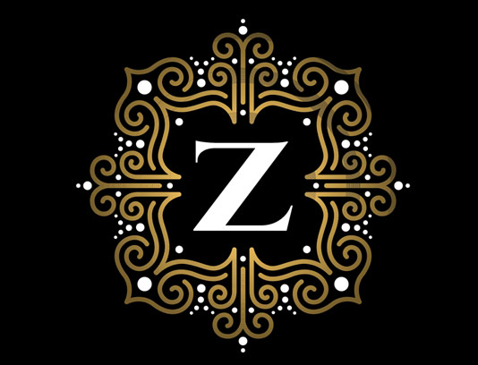 وکتور طرح لوگوی مونوگرام لاکچری شماره 23