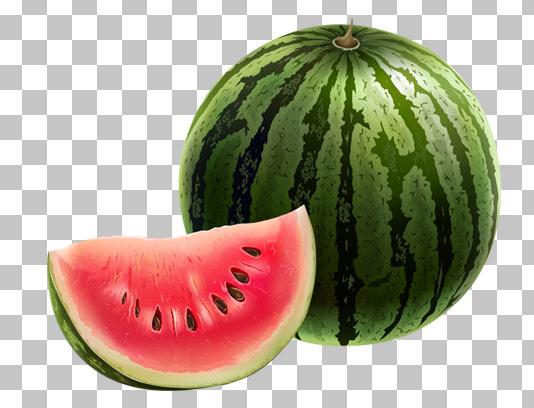 عکس با کیفیت تصاویر دوربری شده هندوانه