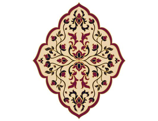 وکتور طرح نماد و المان اسلامی شماره ۵۱