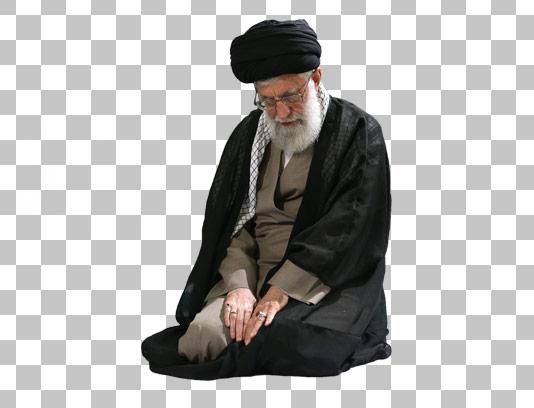 عکس با کیفیت دوربری شده امام خامنه ای شماره 04