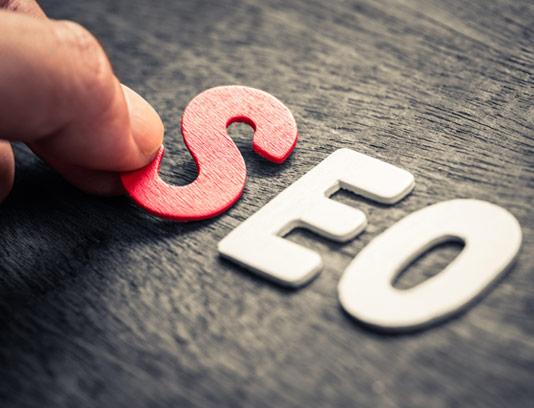 عکس با کیفیت مفهومی بهینه سازی سایت برای موتورهای جستجو SEO