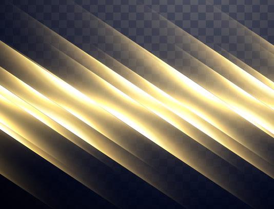 وکتور طرح افکت نور بدون پس زمینه شماره ۲۰