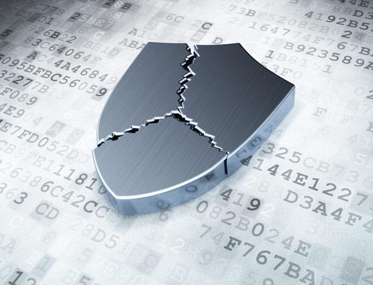 عکس با کیفیت گارد امنیتی نقره ای دیجیتال