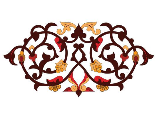 وکتور طرح نماد و المان اسلامی شماره ۷۰