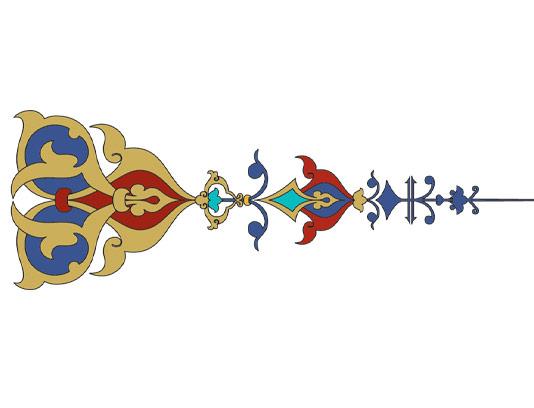 وکتور طرح نماد و المان اسلامی شماره ۷۱