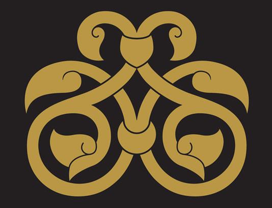 وکتور طرح المان و نماد اسلامی شماره ۷۲