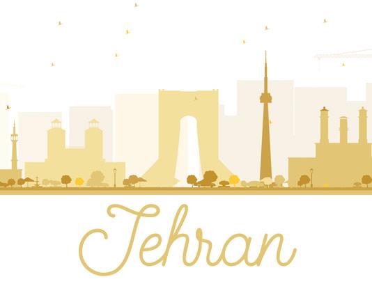 وکتور فلت شهر تهران، برج میلاد، میدان آزادی