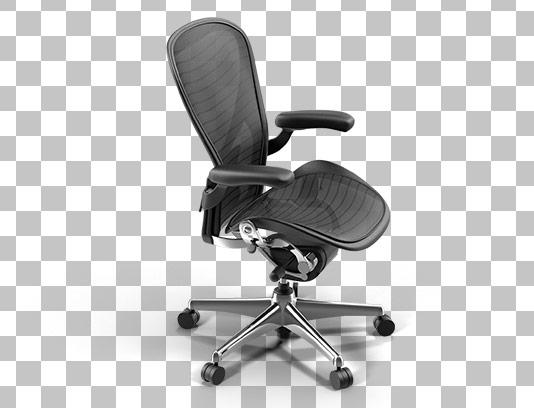 طرح لایه باز صندلی کامپیوتر و اداری چرخ دار