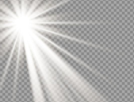 وکتور افکت نور بدون پس زمینه شماره ۲۸