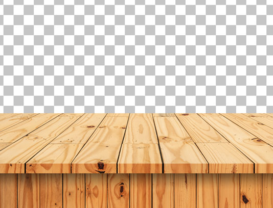 عکس با کیفیت دوربری شده میز چوبی شماره ۰۳