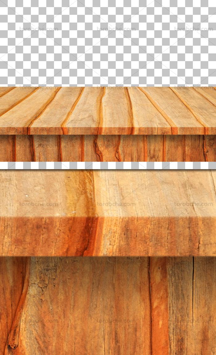 عکس با کیفیت و دوربری شده میز چوبی شماره ۰۵