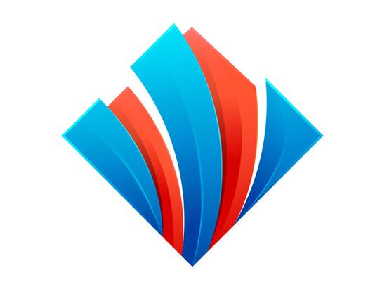 وکتور طرح لوگوی شرکت برندسازی و برندینگ