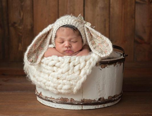 عکس با کیفیت مدل عکاسی نوزاد حرفه ای
