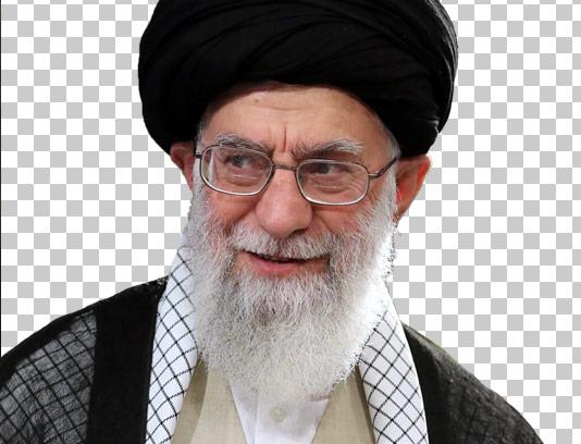 عکس با کیفیت و دوربری شده امام خامنه ای شماره ۰۹