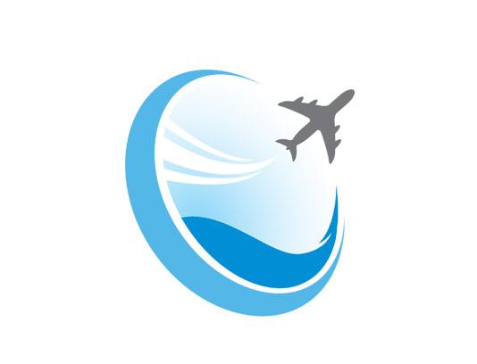 طرح لوگوی شرکت هواپیمایی و خطوط هوایی