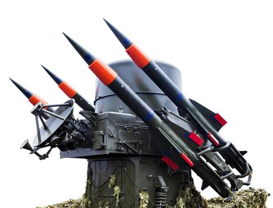 عکس با کیفیت موشک های نظامی و ارتشی