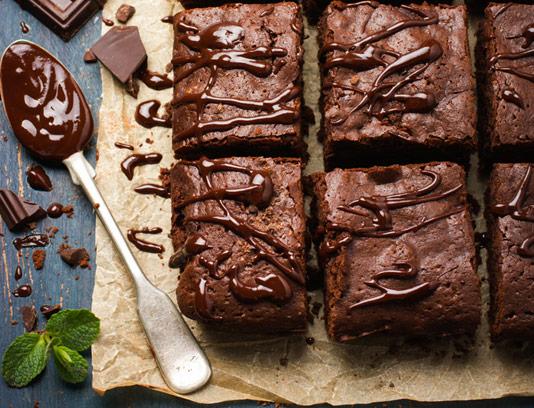 عکس کیک شکلاتی با کیفیت عالی
