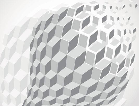 وکتور بک گراند ایزومتریک خاکستری انتزاعی