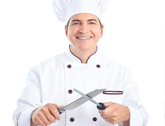 عکس با کیفیت سرآشپز
