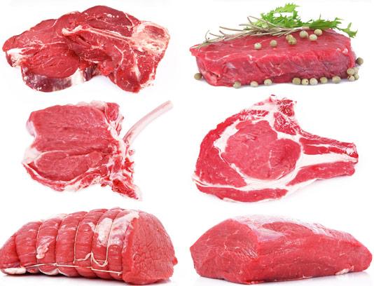 عکس با کیفیت گوشت قرمز