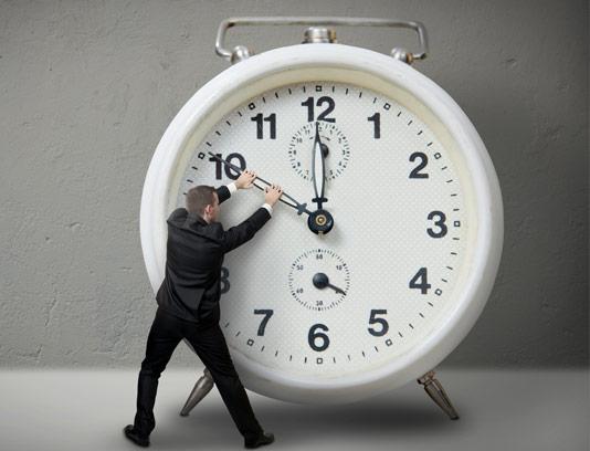 عکس مفهومی توقف زمان با کیفیت عالی