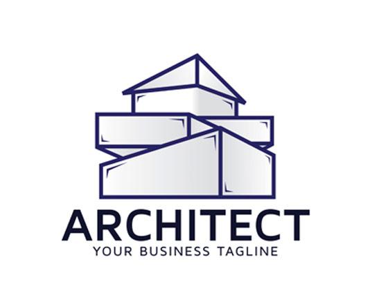 وکتور لوگوی معماری و طراحی دکوراسیون