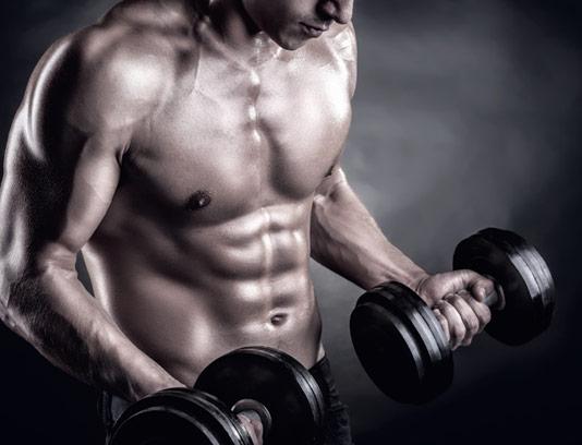 عکس با کیفیت بدنسازی مردان