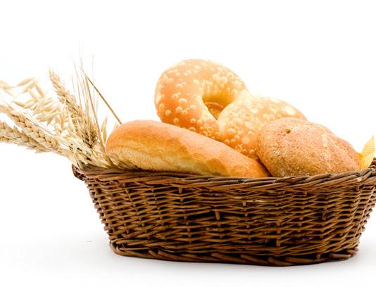عکس نان با آرد گندم