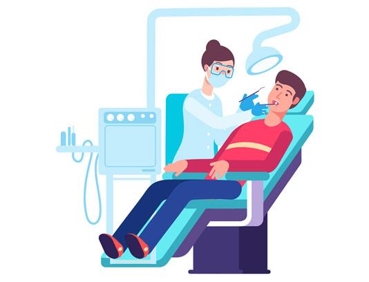 وکتور دندانپزشکی