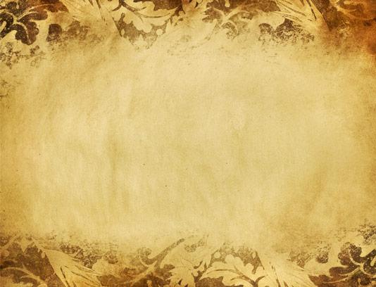 بکگراند و تسچر کاغذی با کادر برگ