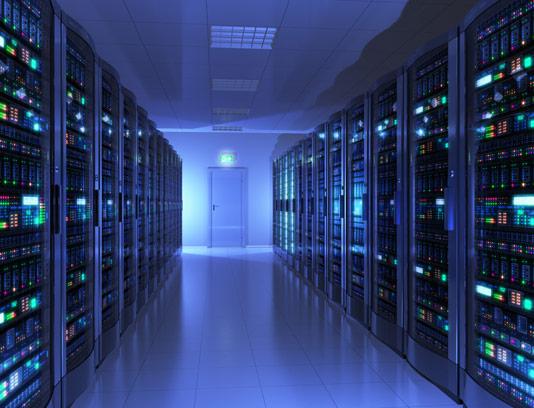 عکس با کیفیت و جذاب اتاق سرور
