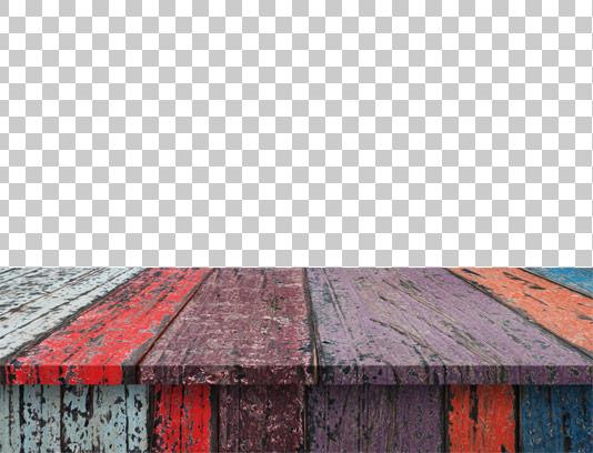 میز چوبی قدیمی