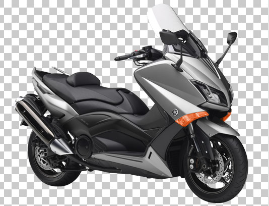 عکس دوربری شده موتور سیکلت