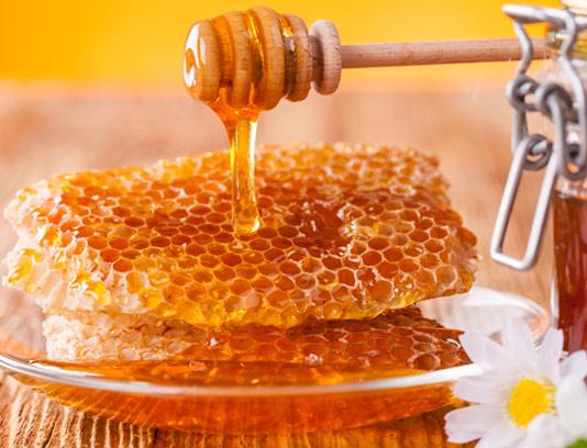 عکس با کیفیت موم عسل
