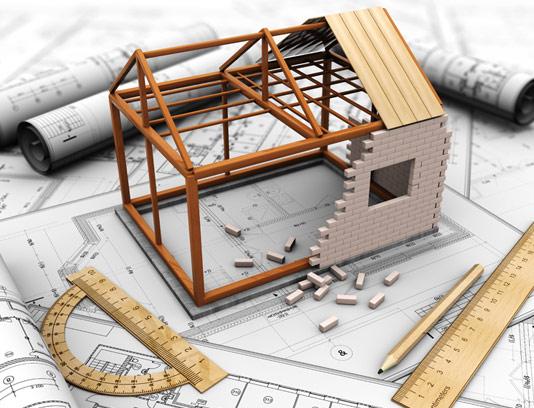 عکس با کیفیت معماری و نقشه کشی ساختمان