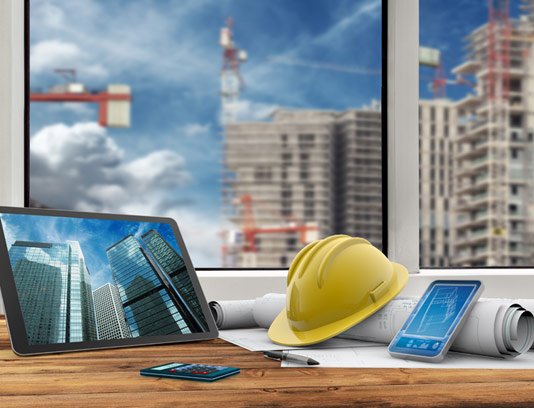 عکس با کیفیت ساخت و ساز ساختمان
