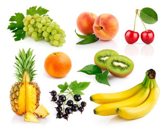 عکس با کیفیت انواع میوه های تازه