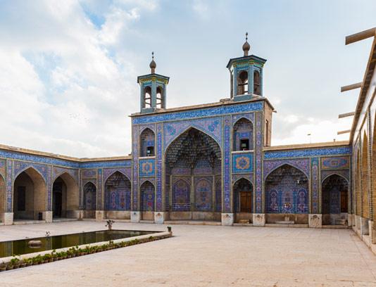 عکس با کیفیت بناهای تاریخی