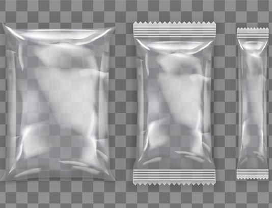 وکتور بسته بندی نایلونی محصولات