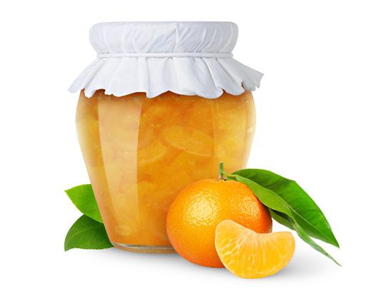عکس با کیفیت مربای نارنگی
