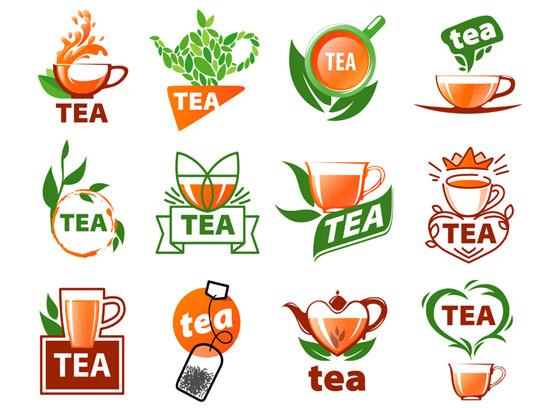وکتور لوگوی چای تصویری