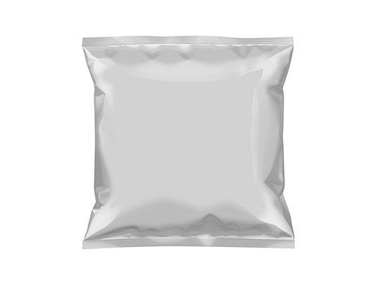 موکاپ بسته بندی فویل مواد غذایی