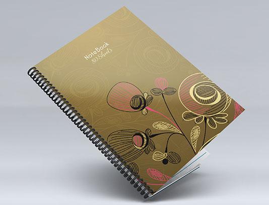جلد دفتر فانتزی لایه باز