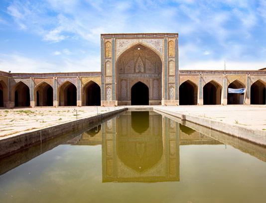 عکس با کیفیت مسجد ناصر الملک