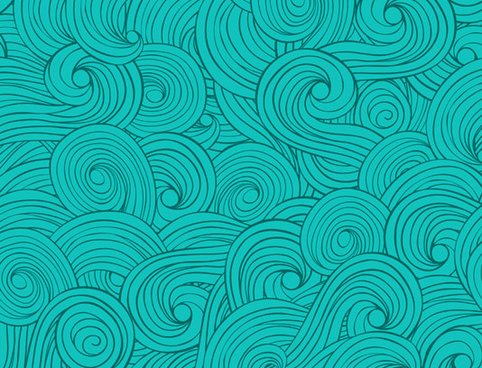وکتور پس زمینه امواج