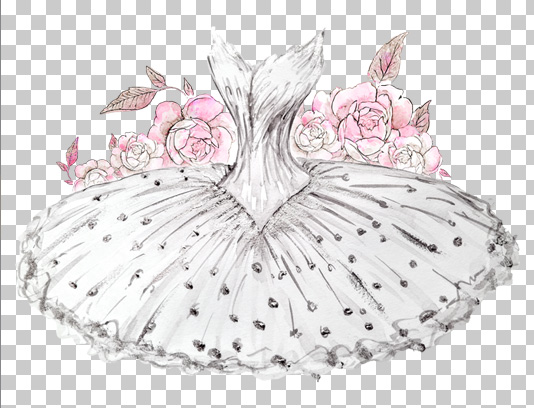 عکس لباس عروس دوربری شده