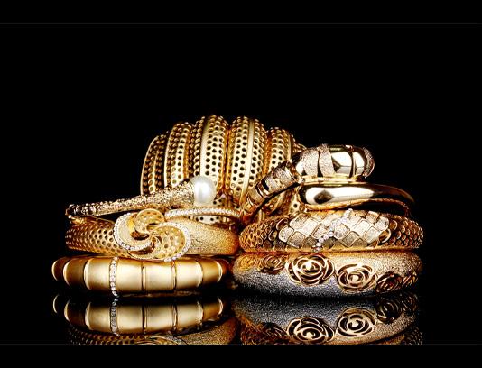 عکس النگو و دستبند طلا