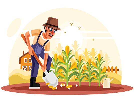 داستان کشاورز