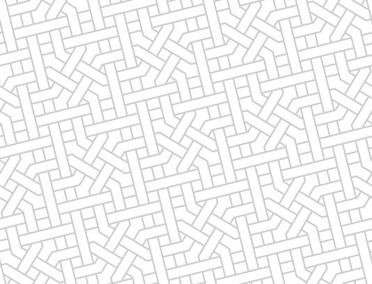 وکتور پترن اسلامی با خطوط نازک